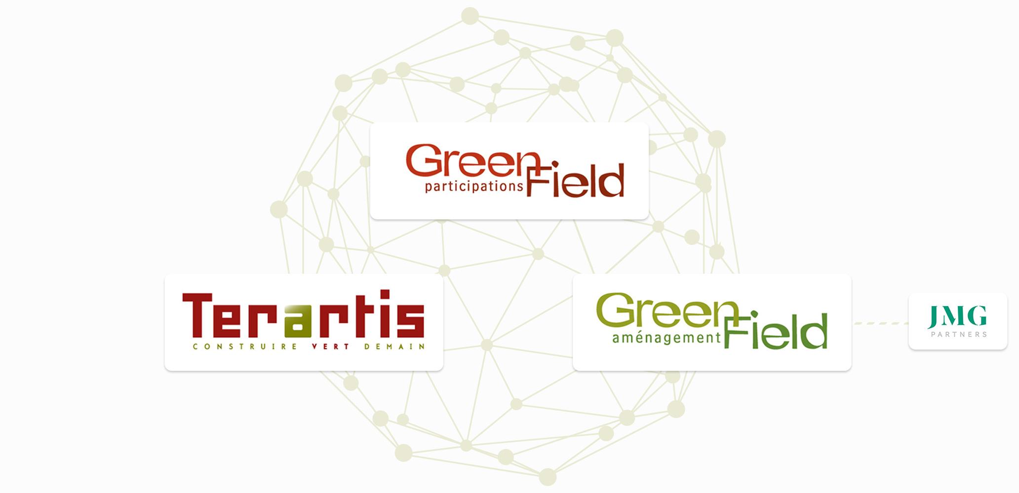 Schéma groupe GreenField