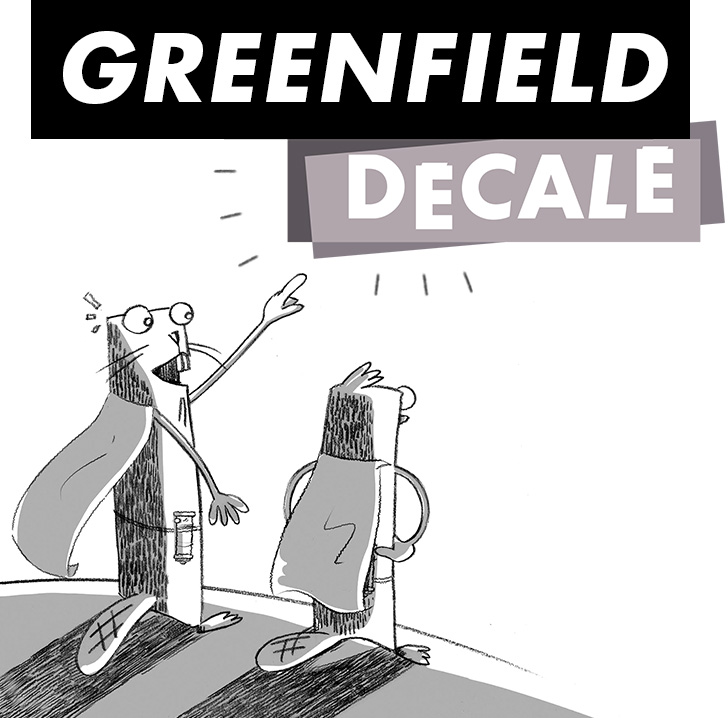GreenField décalé